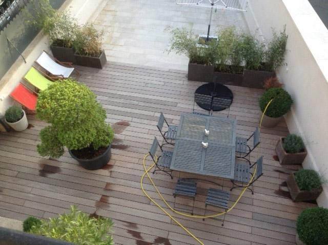 Réalisations - Aménagement extérieur / Terrasse - Beltramelli